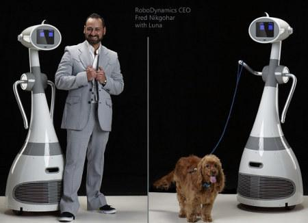 Dog Walking Robot